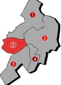 Karte OV 2 Deichhorst-Stadtmitte