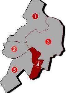 Karte OV 4 - Hasport-Annenheide
