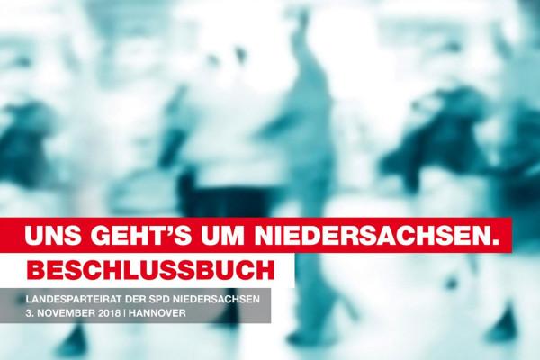 Beschlussbuch Landesparteirat Nov. 2018