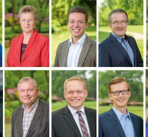 Mitglieder der SPD-Fraktion